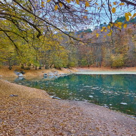 Seven Lakes, Bolu, Turkey